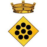Escut Ajuntament de Sant Guim de la Plana.