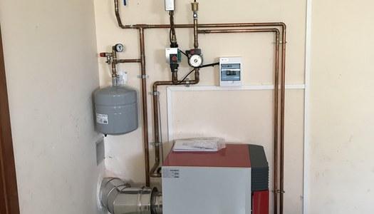 L'Ajuntament rep una subvenció per adequar la instal·lació de la calefacció a l'edifici consistorial