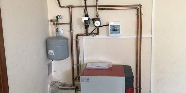 Imatge de la instal·lació