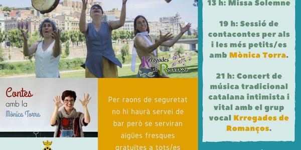 Sant Guim de la Plana celebrarà una Festa Major adaptada a les circumstàncies